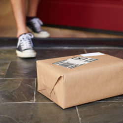 Benefits of virtual doormen include safe package delivery to apartment residents