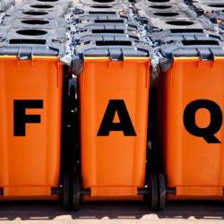 Valet Trash Frequently Asked Questions FAQ