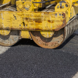 Installing Asphalt Speed Bumps For Dealing With Speeders At Your Property