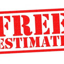 Free Estimate Header Stampe For BidSource Contractor Registration