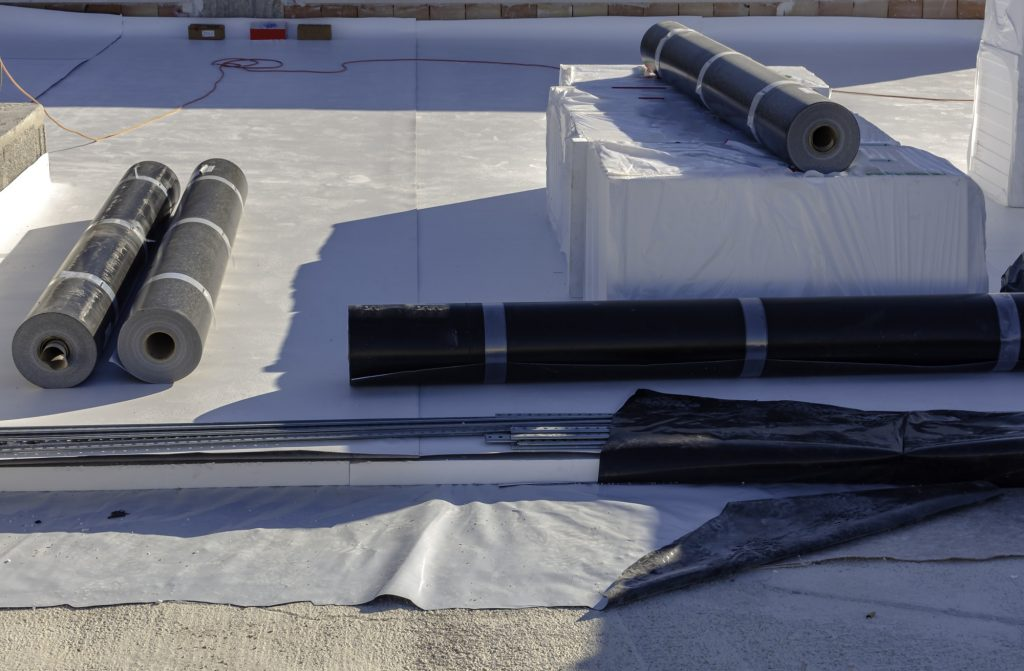 TPO Roofing Materials