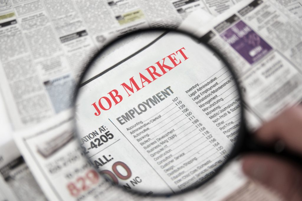 Apartment Industry Job Market Remains Strong Under Microscope On Newspaper