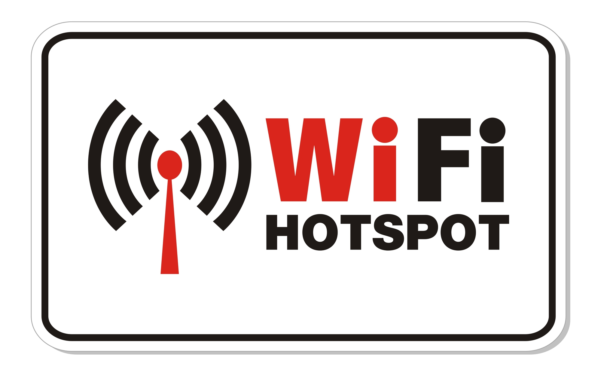 WiFi HotSpot Sign For 8 Important Connectivity Stats For Multifamily Properties Blog